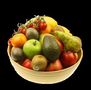 luxe fruitschaal